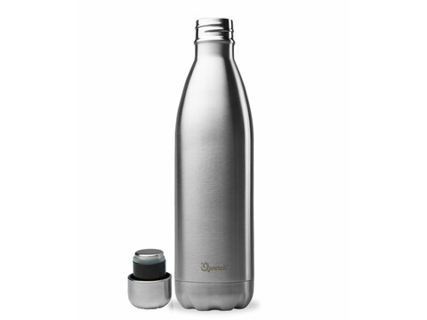 Qwetch nomade Thermosflasche 750 ml aus Edelstahl BPA frei
